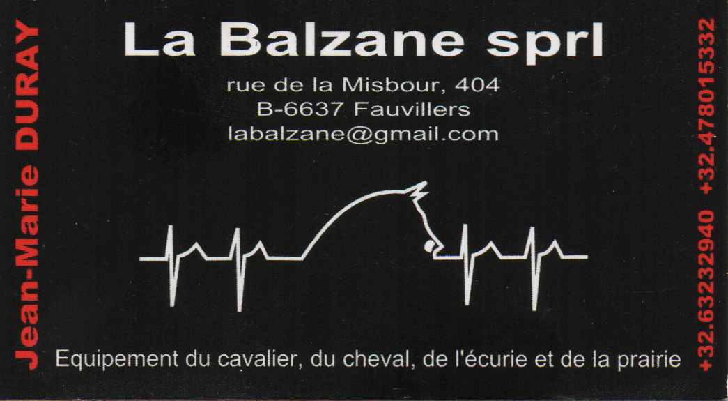 La Balzane SPRL